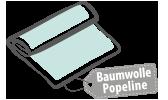 Baumwolle / Popeline