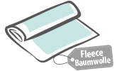 Fleece - Baumwolle