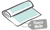 Fleece - Wolle