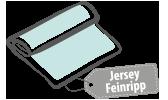 Jersey Feinripp