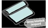 Jersey Interlock / Jacquard