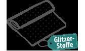 GLITZER - Stoffe