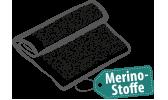 MERINO - Stoffe