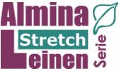 Almina Stretch Leinen