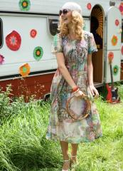 Schnittmuster - Kleid mit Tunnelzügen - 02-669 - Pattern Company