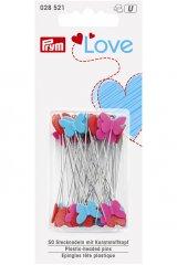 Stecknadeln mit Kunststoffkopf - Prym Love