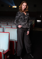 Schnittmuster - Jacke mit Reglanärmeln - 04-047 - Pattern Company