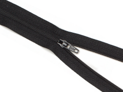 Reißverschluss YKK - schwarz - 40cm - unteilbar 40 cm