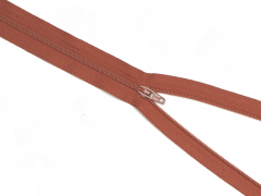 Reißverschluss YKK - rost - 30cm - unteilbar 30 cm