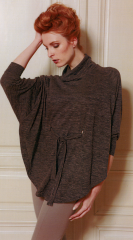 Schnittmuster - Shirt mit Stehkragen - 06-733 - Pattern Company
