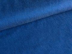 Jeans - uni - Royal - blau