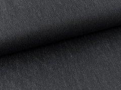 Jeans - Stretch - uni - schwarz
