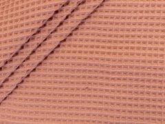 Baumwoll Waffelpiqué - hummer