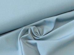 Viskose - Stretch - einfarbig - blau - grau