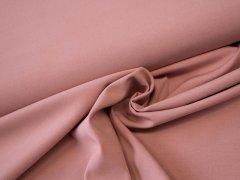 Viskose - Stretch - einfarbig - altrosa
