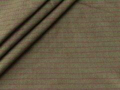 Jersey Single - feine Streifen - Stenzo - beere auf oliv