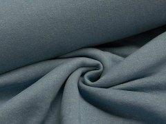 Heavy Sweat - jeans blau - angeraut