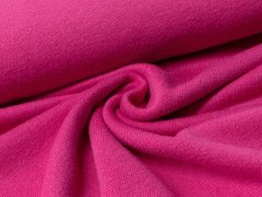 Merino SOFT - Strick - pink - hell - meliert