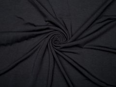 Modal Tencel Jersey - uni - schwarz
