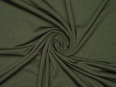 Modal Tencel Jersey - uni - olivgrün