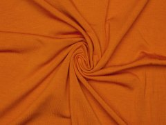Modal Tencel Jersey - uni - orange
