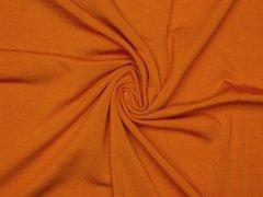 Modal Tencel Jersey - uni - orange