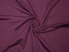 Modal Tencel Jersey - uni - purpel