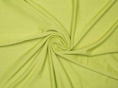 Reststück 0,40m - Modal Tencel Jersey - uni - apfelgrün
