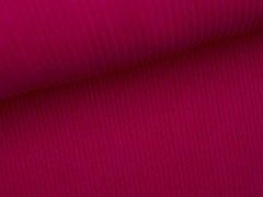 Bündchen Hipster Grobstrick - uni - pink