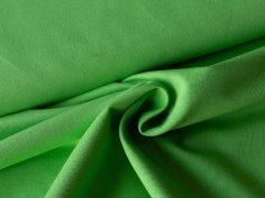 French Terry - uni - apfelgrün