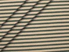Bengaline - Streifen - grün