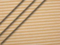 Bengaline - Streifen - ocker
