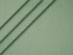 BIO Popeline - uni - grün