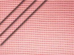 Baumwoll Waffelpiqué - rosa