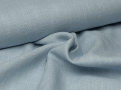 Leinen - glatt - hellblau