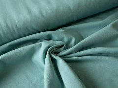 BIO Jersey Single - helles-rauchblau- einfarbig