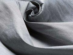 Leinen Stretch - Almina - silber
