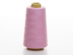 Overlockgarn - rosa