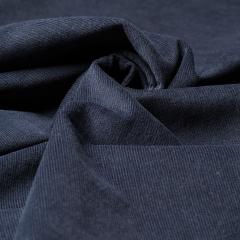 Feincord - Stretch - einfarbig - dunkelblau