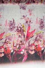 Leinen - Orchidas - Orchideen - Hilco