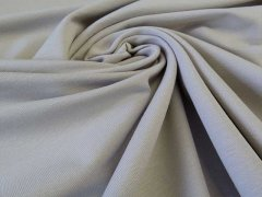 BIO Jersey Single - Fenja - taupe