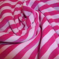 Nicki - Streifen - pink - rosa
