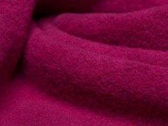 BIO Baumwoll Teddy - Albstoffe - pink