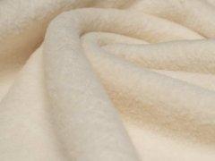 BIO Baumwoll Teddy - Albstoffe - natur