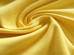 BIO Bündchen Feinripp - Ole - gelb