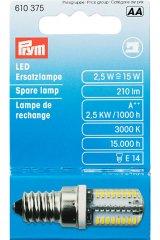 LED Ersatzlampe - E14 - B15d - Prym