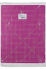 Schneideunterlage - 45x60cm - Prym - pink