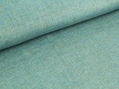 Jeansleinen - beige - blau