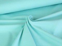 Reststück 1m - BIO Jersey Single - Fenja - karibikblau