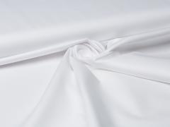 Baumwolle - uni - weiß